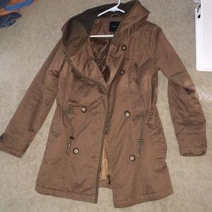 Forever 21 Teddy Utility Coat